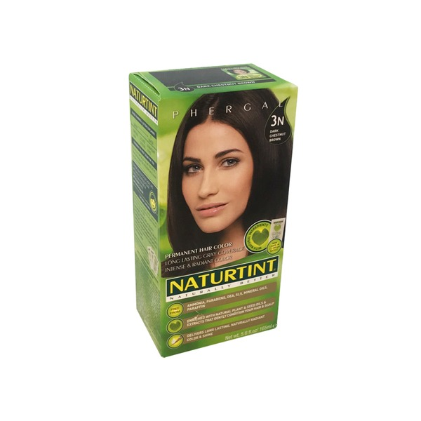 Naturtint Permanent Hair Color Dark Chestnut Brown 3n From Whole