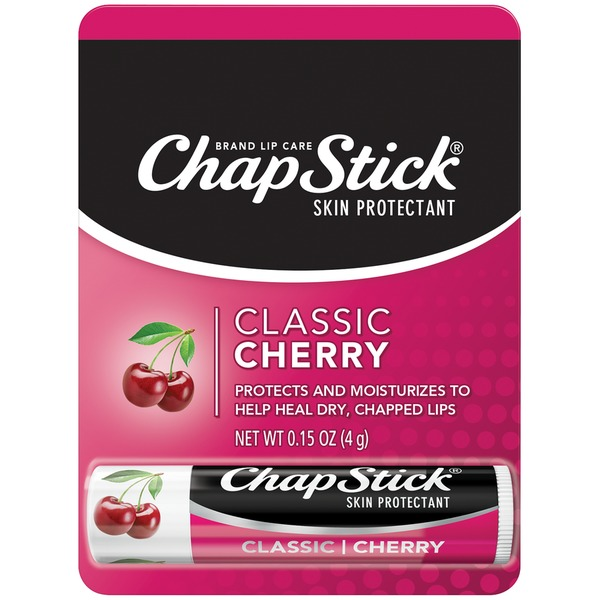 Chapstick Lip Balm SPF 4 Regular Flavor -- 0.15 oz Each / Pack of 3 by Chapstick Brilliant Balance Cleansing Gel, 8 Fluid Ounce, Refreshing lather lifts away dulling impurities for fresh, radiant skin By Avalon Organics
