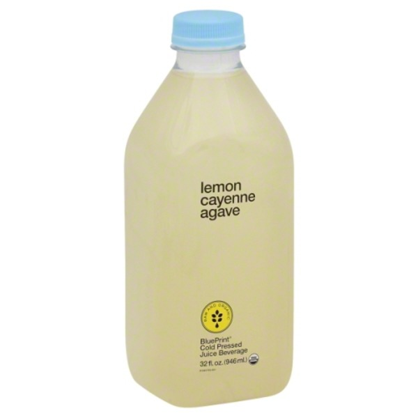 Blueprint juice lemon cayenne agave juice beverage 32 fl oz from blueprint juice lemon cayenne agave juice beverage malvernweather Gallery