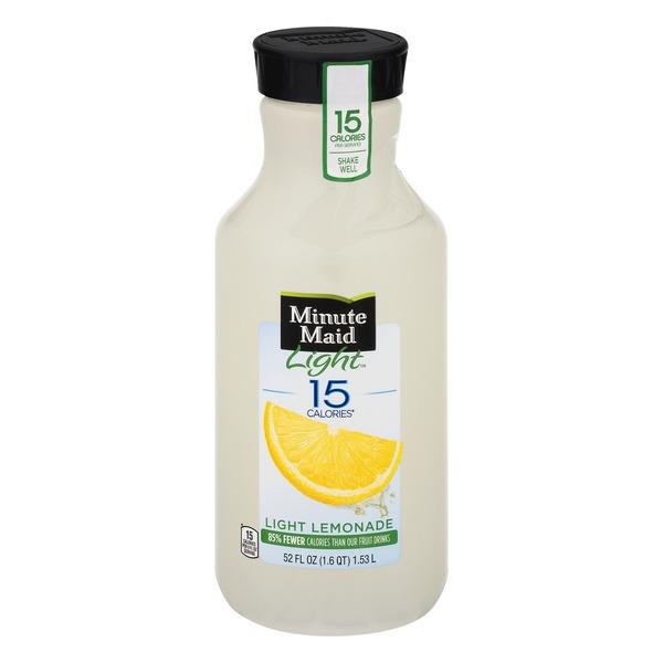 Superb Minute Maid 15 Calories Light Lemonade Home Design Ideas