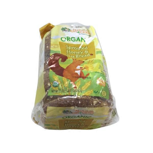 Natural Grocers Organic Honey Oat Bread (27 oz) from Natural