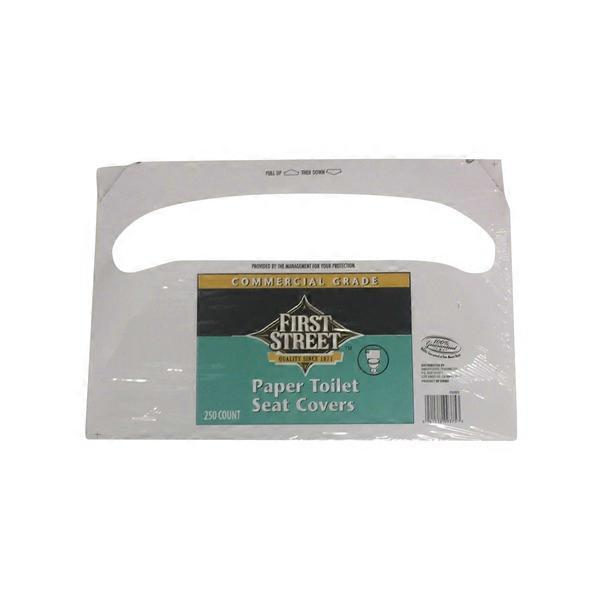 First Street Paper Toilet Seat Covers (250 ct) from Smart & Final ...