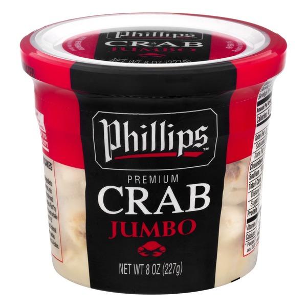 Jumbo lump crab meat boring