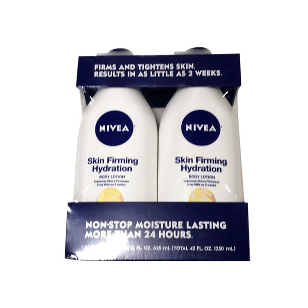 Nivea Skin Firming Hydration Body Lotion (21 fl oz) from BJ's