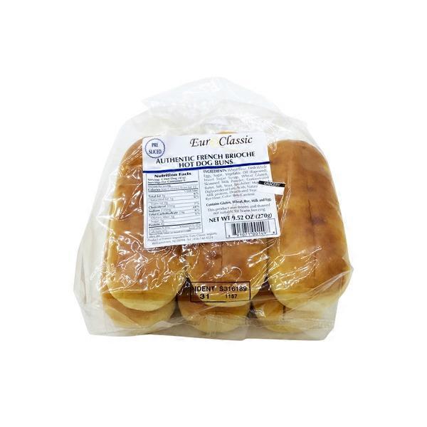 hot dog buns price