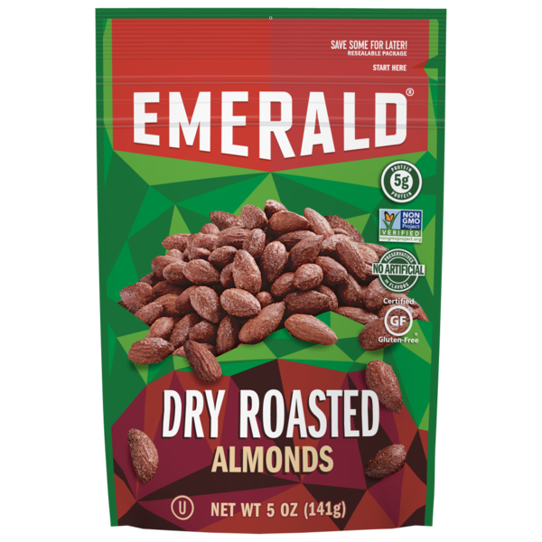 Emerald  Almonds Dry Roasted (5 oz) from Ralphs - Instacart