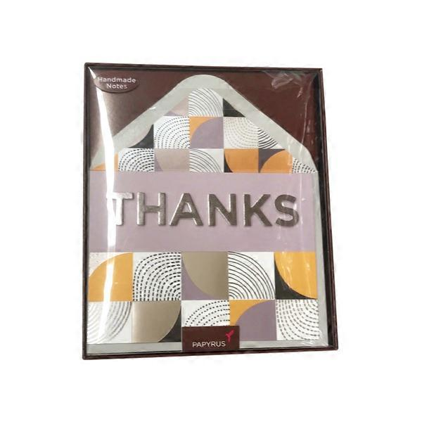 Papyrus Thank You Notes (each) from Vons - Instacart