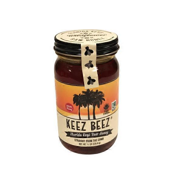 Raw Honey At Whole Foods Market