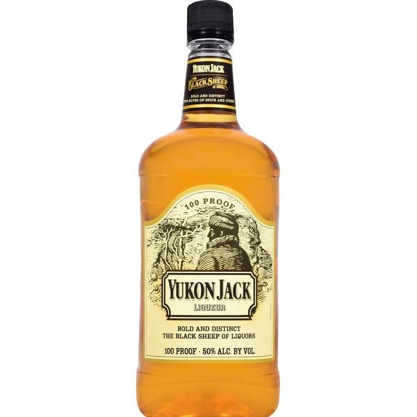 Yukon Jack Canadian Liqueur 1 75 L Instacart