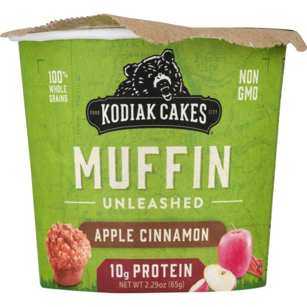 Kodiak Cakes Minute Muffin Apple Cinnamon Oat
