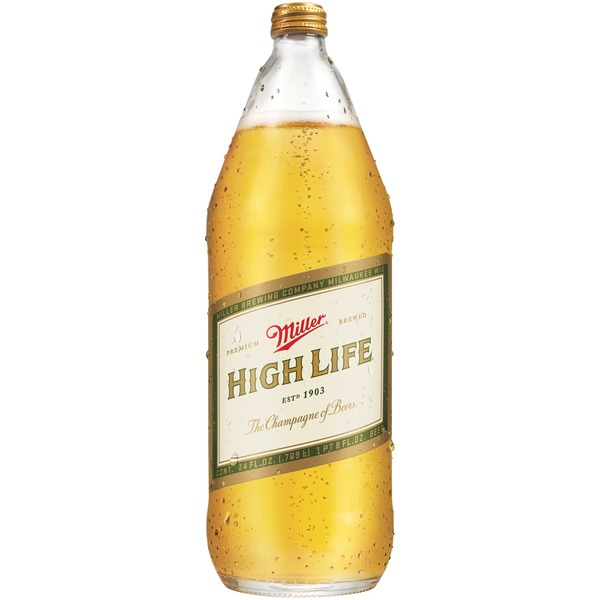 High Life Beer 40 Oz From Giant Food Instacart