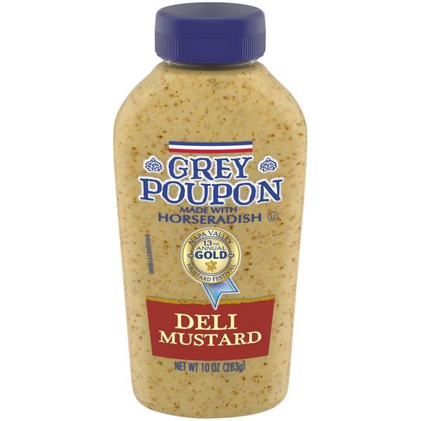 grey poupon deli grey poupon deli mustard from vons instacart
