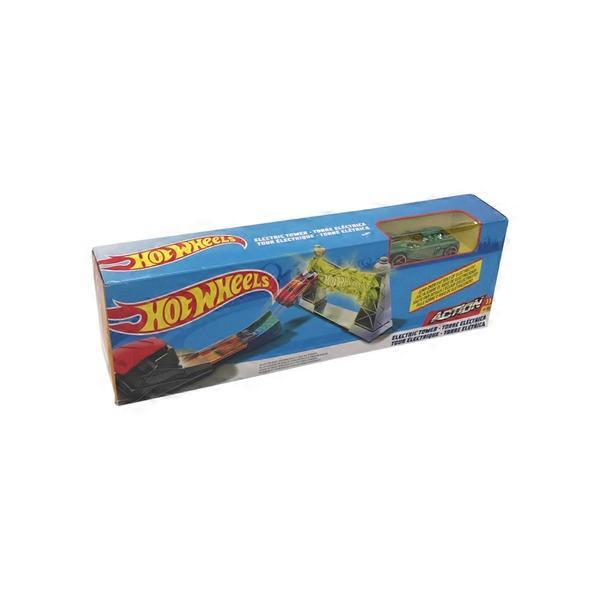 Hot Wheels Electric Tower Playset