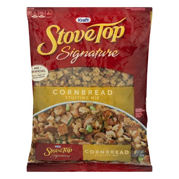 kraft stove top stuffing mix cornbread 12 0 oz from acme markets