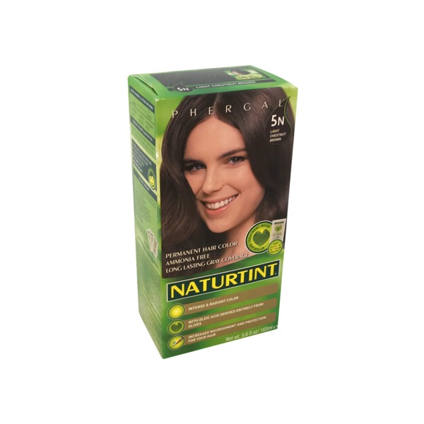 Naturtint Light Chestnut Brown 5n Permanent Hair Color From Fairway