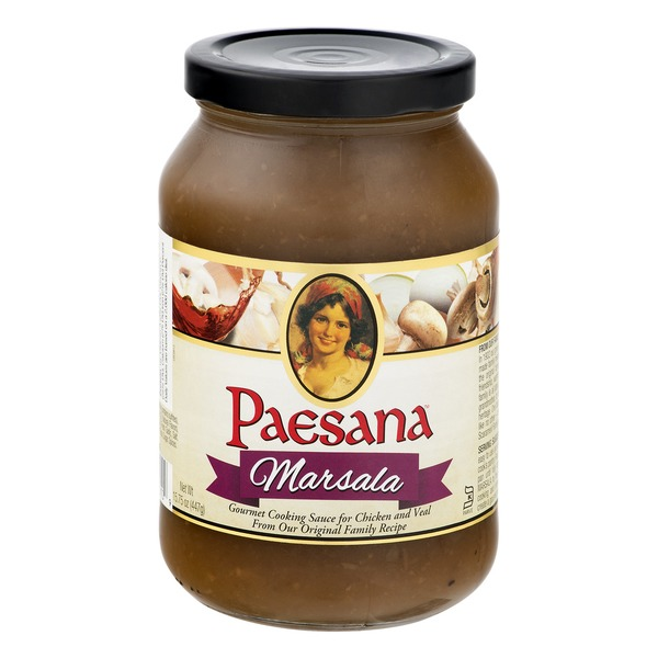Paesana Cooking Sauce Marsala From Whole Foods Market Instacart
