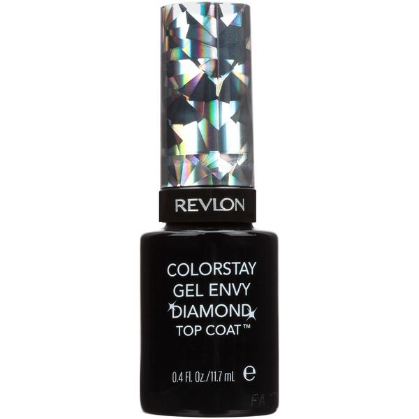 Revlon Colorstay Gel Envy Diamond Top Coat (0.4 fl oz) from Giant ...
