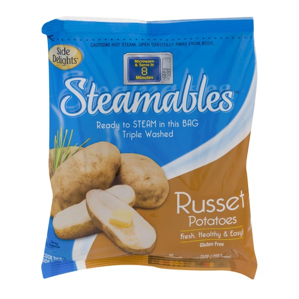 Side Delights Steamables Russet Potatoes