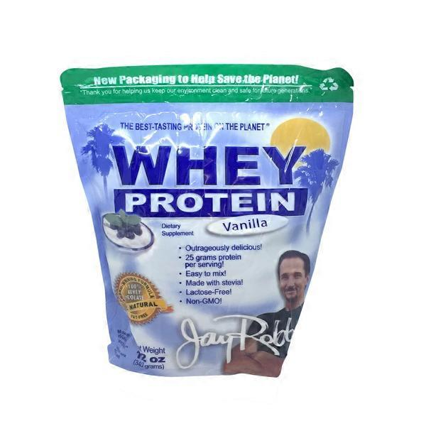 Jay Robb Whey Protein Whole Foods