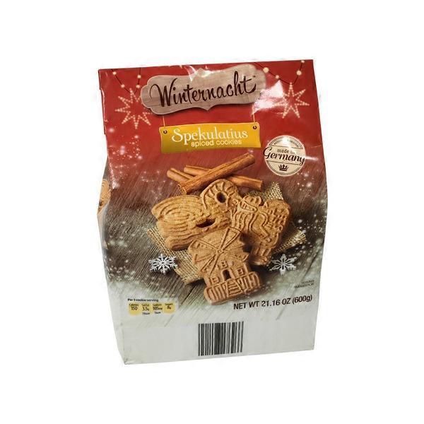 Winternacht Spekulatius Cookies 21 16 Oz From Aldi Instacart