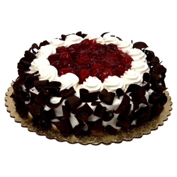Single Layer Black Forest Cake 28 oz from Wegmans Instacart