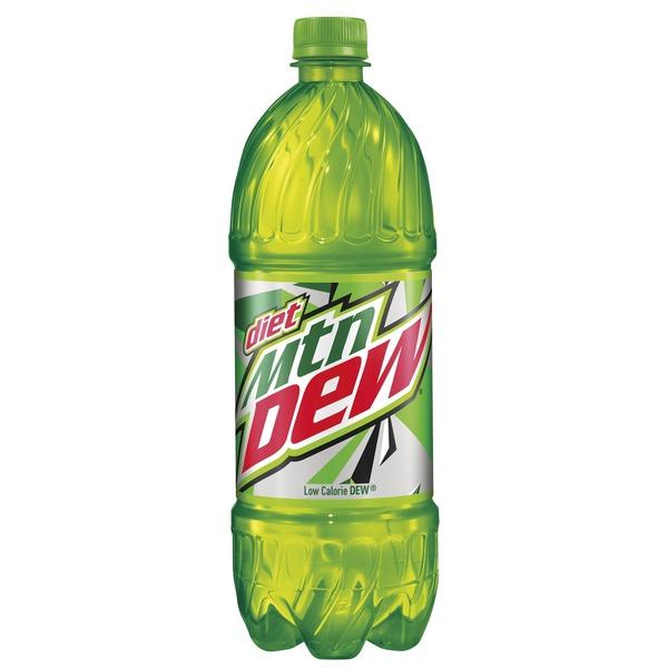 d9436246c00a Mtn Dew Diet Soda (1 L) from Ralphs - Instacart