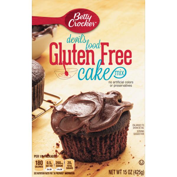 betty crocker devil s food gluten free cake mix from albertsons