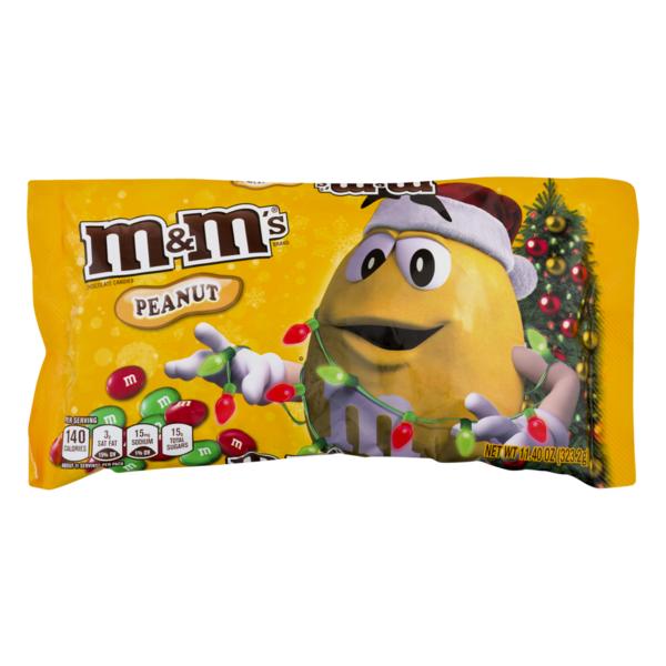 Mars Christmas Peanut Butter M Ms 11 4 Oz From Cvs Pharmacy