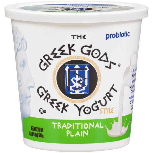 Image result for greek gods plain yogurt