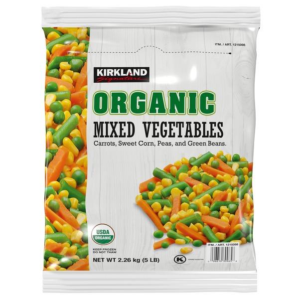veggetables at Costco - Instacart