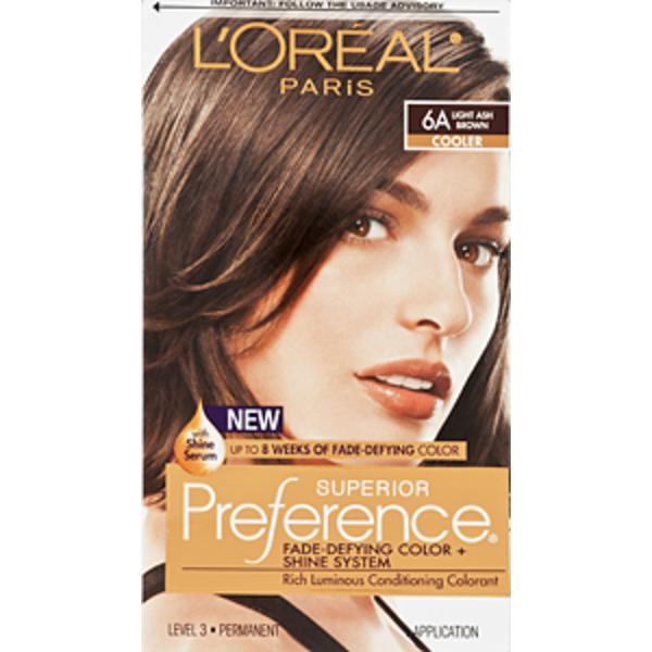 L\'Oreal Paris Loreal Paris Superior Preference Fade-Defying Color + ...