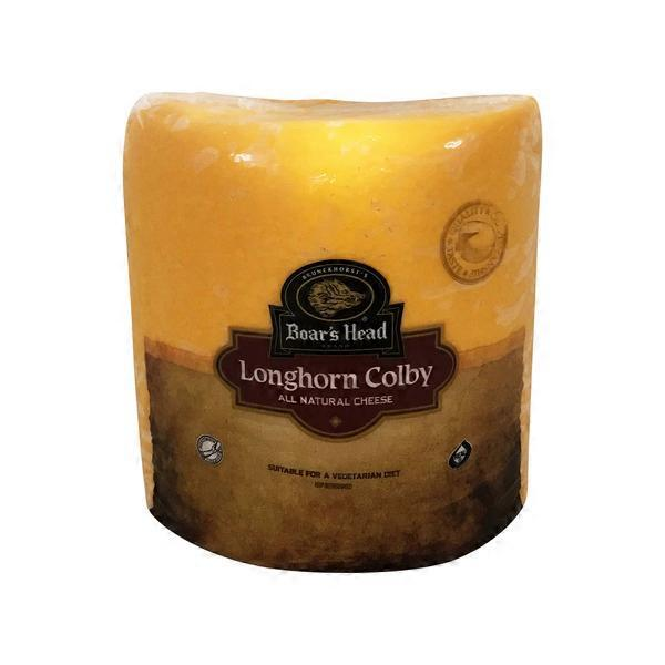 Boar's Head Longhorn Colby Cheese from Homeland - Instacart