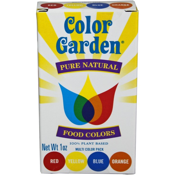 Color Garden Food Coloring (1 oz) from Whole Foods Market - Instacart