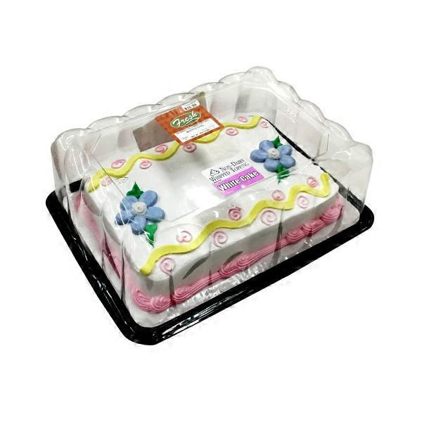 14 Sheet Celebration Cake With Whipped Topping 46 Oz From