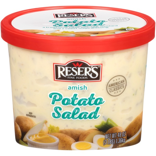 What Is Amish Style Potato Salad