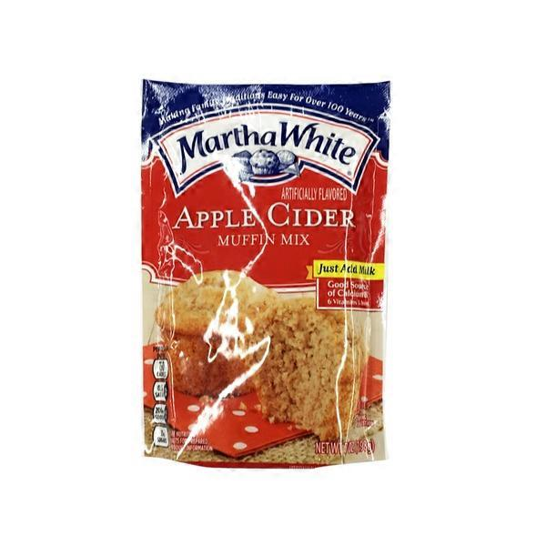 Martha White Apple Cider Muffin Mix Pch (7 oz) from Food Lion