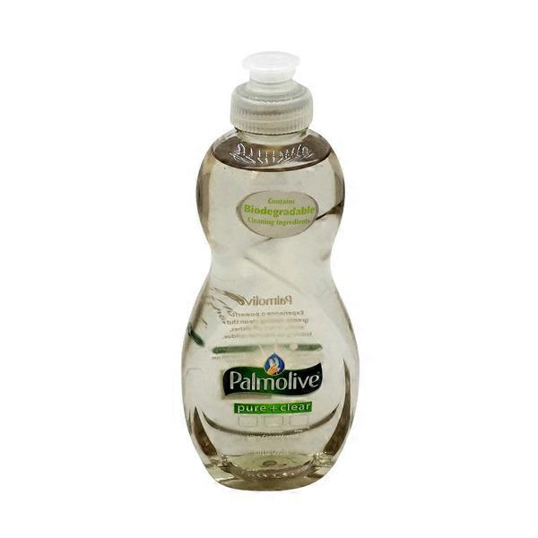 palmolive ultra dish liquid pure clear