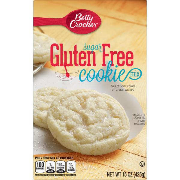 Betty Crocker Gluten Free Sugar Cookie Mix 15 Oz From Kroger