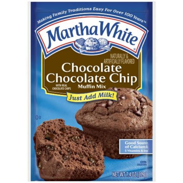 Martha White Chocolate Chip Muffin Mix Review