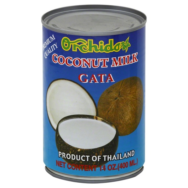 Orchid Coconut Milk