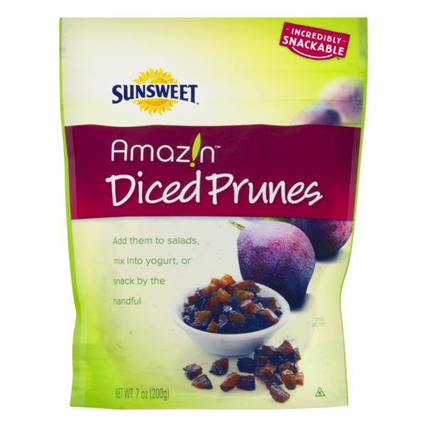 Sunsweet Amazon Diced Prunes