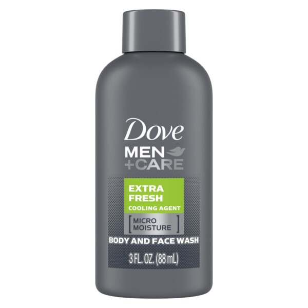Dove Body Wash Extra Fresh 3 Oz From Walmart Instacart