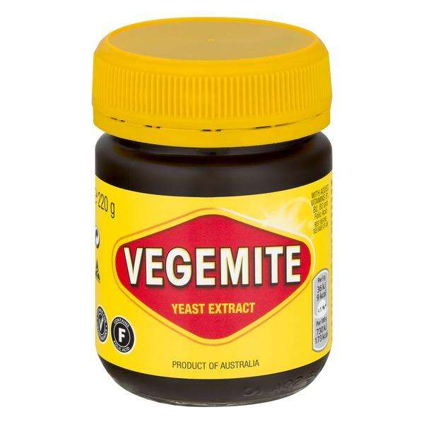 Vegemite Yeast Extract 220 G From Plum Market Instacart