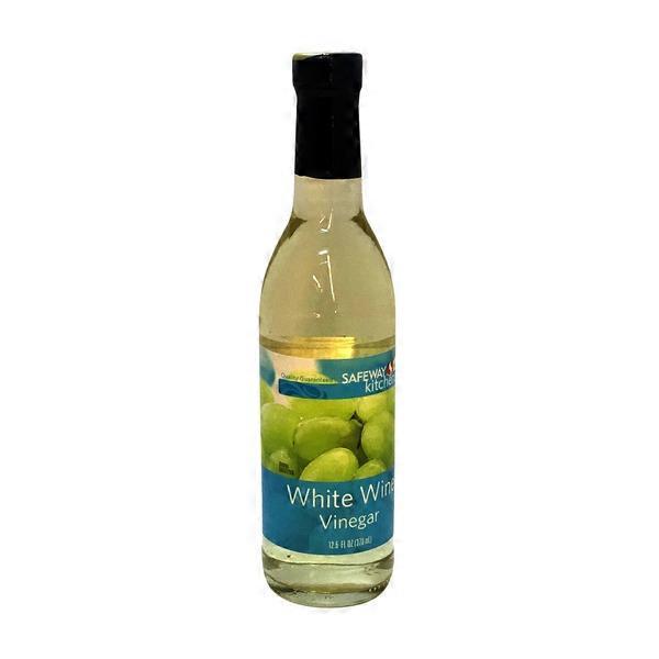 Signature Kitchens White Wine Vinegar From Albertsons Instacart