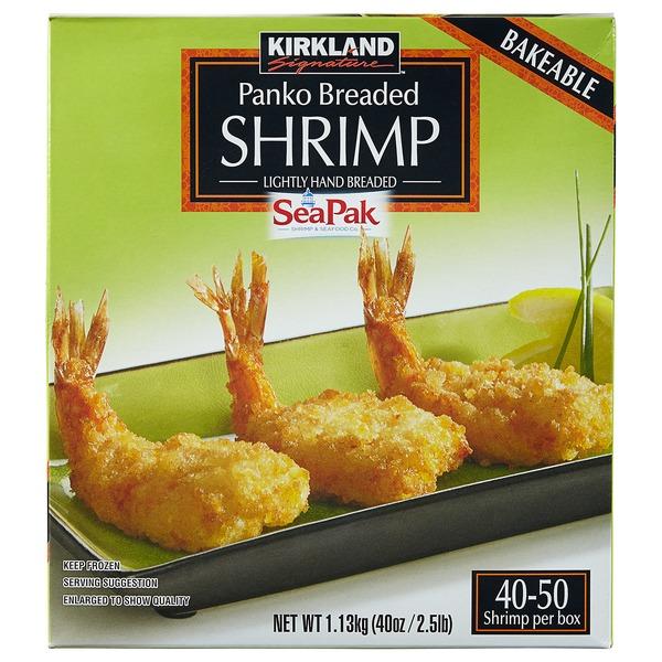 frozen shrimp at Costco - Instacart