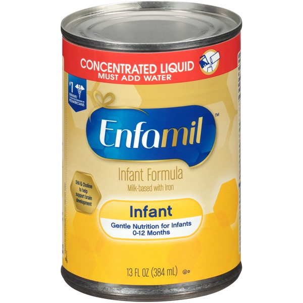 Amazon. Com: enfamil infant formula concentrated liquid, 13 fluid.