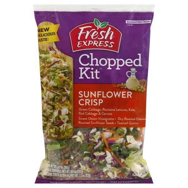 Fresh Express Sunflower Crisp Chopped Kit (11 1 each) from