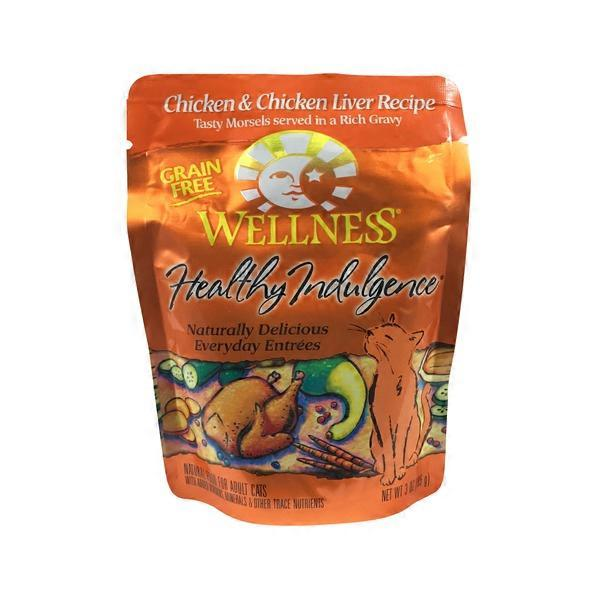 Wellness healthy indulgence chicken chicken liver grain free wellness healthy indulgence chicken chicken liver grain free pouched cat food forumfinder Gallery