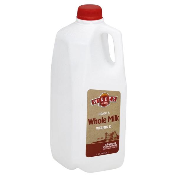 Winder Farms Whole Milk