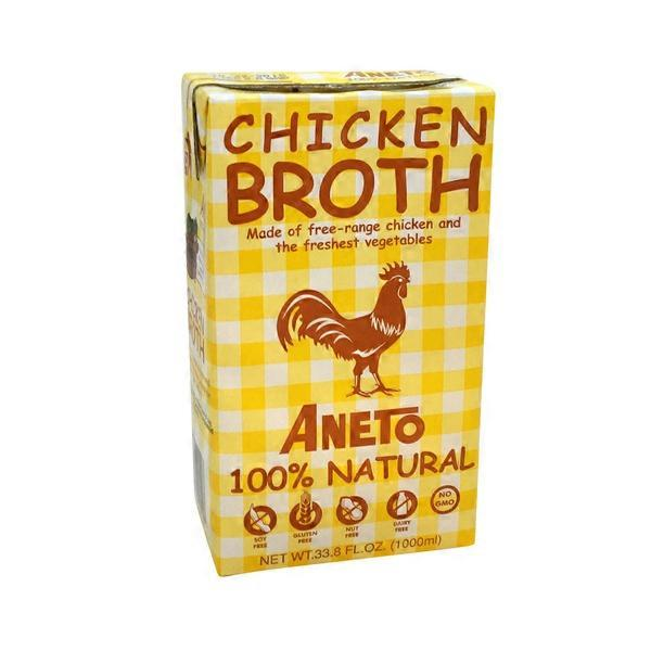 Image result for aneto chicken broth